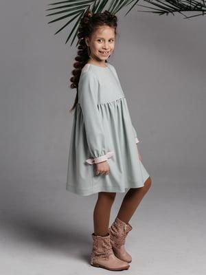 Сукня оливкового кольору | 4886282