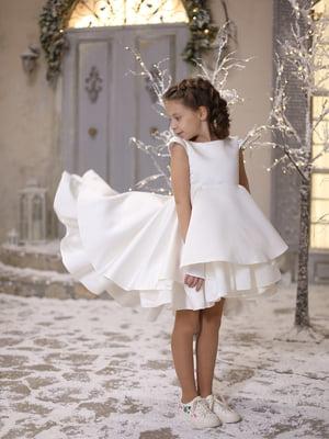 Сукня молочного кольору | 4886318