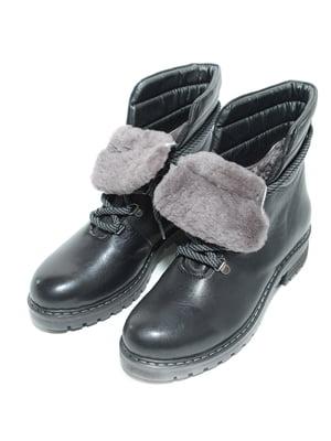 Ботинки черные | 4887106