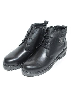 Ботинки черные | 4887109