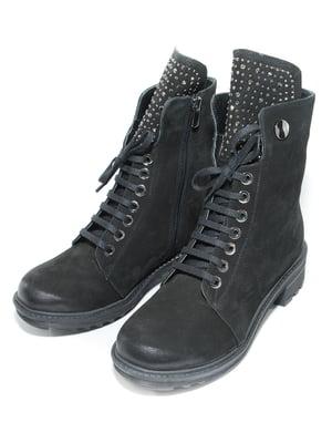 Ботинки черные | 4887116