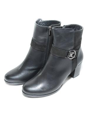 Ботинки черные | 4887124