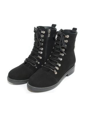 Ботинки черные | 4887136