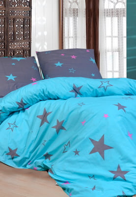 Комплект постельного белья двуспальный (евро) | 4887731