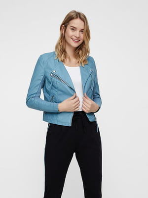 Куртка голубая | 4862941