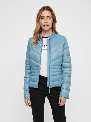 Куртка блакитна | 4862945
