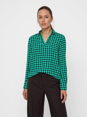 Блуза в великий горох | 4862961