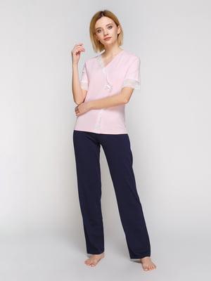 Піжама: футболка і штани | 2791071