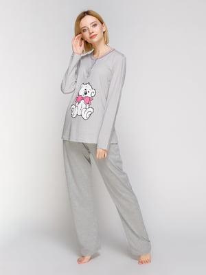 Пижама: джемпер и штаны | 4631402