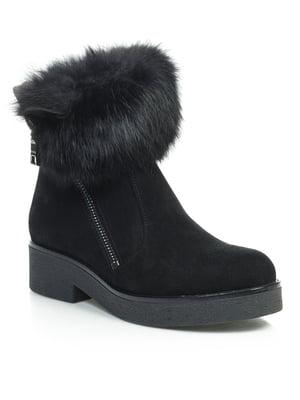 Ботинки черные | 4778205