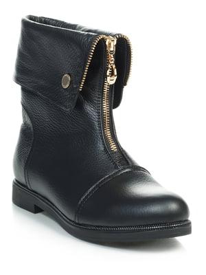 Ботинки черные   4618951