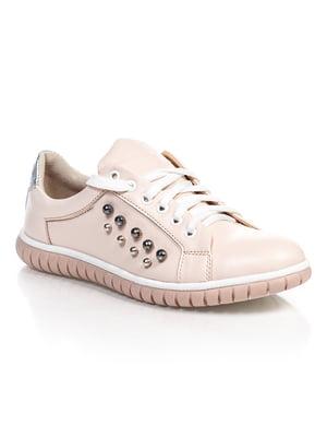 Кросівки кольору пудри | 4884875