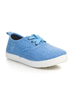 Кеды голубые | 4793990