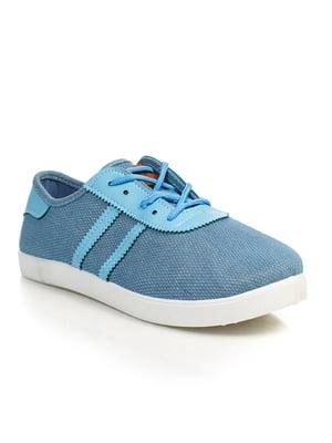 Кеды голубые | 4828894