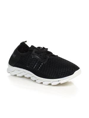 Кроссовки черные | 4842424