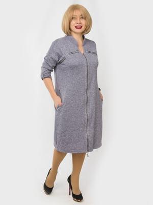 Платье серое | 4888900