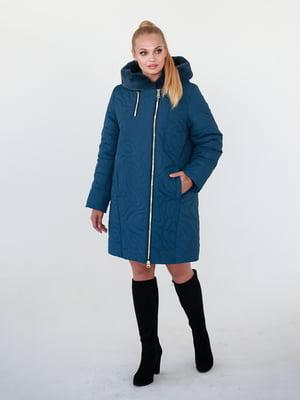 Пальто синє - Waukeen - 4888184