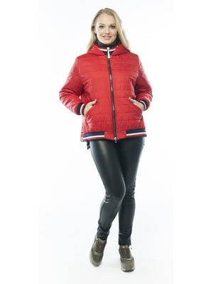 Куртка красная | 4888168