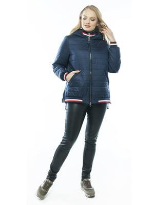 Куртка синяя | 4888167