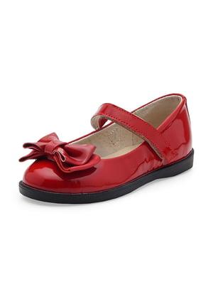 Туфлі червоні | 4824290