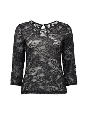 Блуза черная   4879416