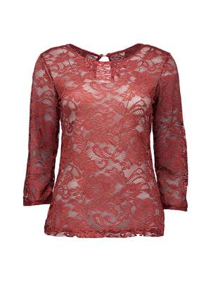 Блуза красная   4879417