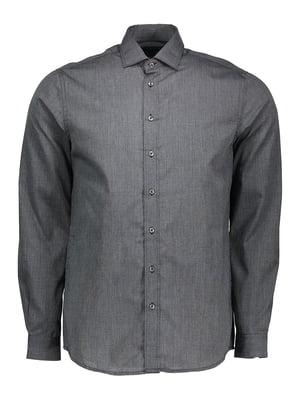 Рубашка серая | 4879474