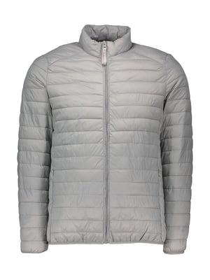 Куртка сіра | 4879488