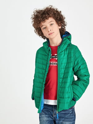 Куртка зеленая | 4879516