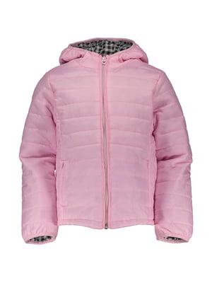 Куртка розовая | 4879554