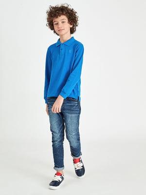 Джемпер яскраво-синій | 4879602