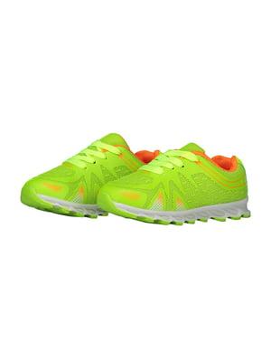 Кросівки яскраво-салатові | 4879654