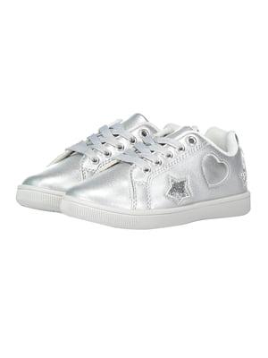 Кросівки сріблясті | 4879675