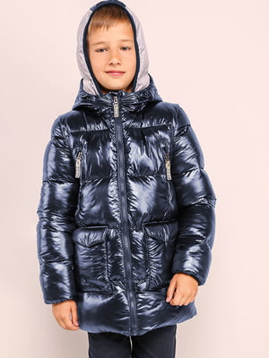 Куртка блакитна | 4886743