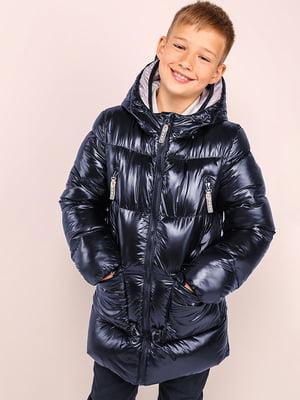 Куртка синя | 4886744