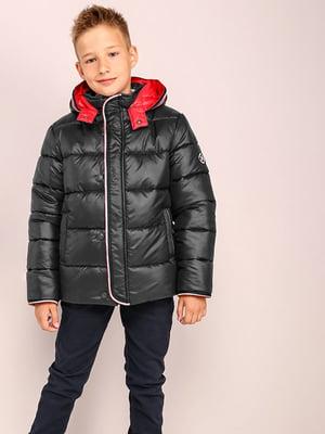 Куртка чорна | 4886781