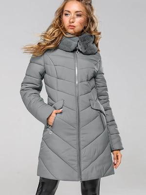 Пальто серое | 4886899