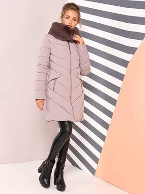 Пальто бежевое | 4886902