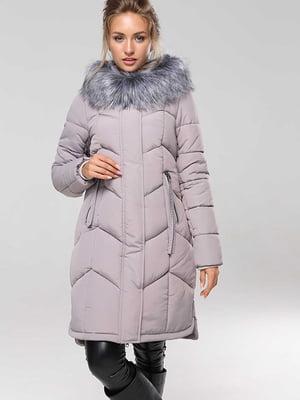Пальто бежевое | 4886995