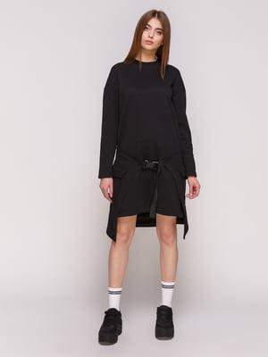 Платье черное | 4886999