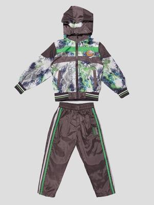 Комплект: вітрівка і штани | 4884956