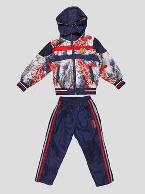 Комплект: вітрівка і штани | 4884955