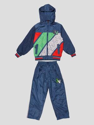 Комплект: вітрівка і штани | 4884938