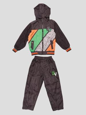 Комплект: вітрівка і штани | 4884941