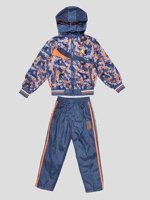 Комплект: вітрівка і штани | 4884958