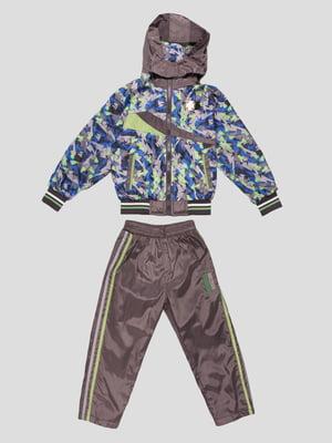 Комплект: вітрівка і штани | 4884957