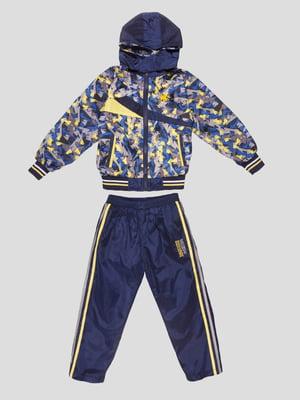 Комплект: вітрівка і штани | 4884961