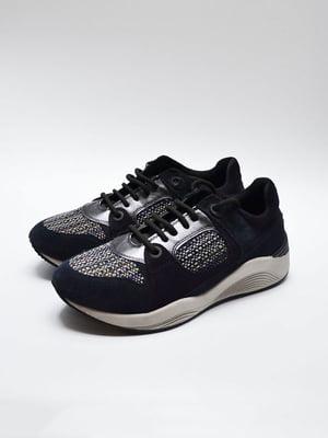 Кросівки темно-сині   4738729