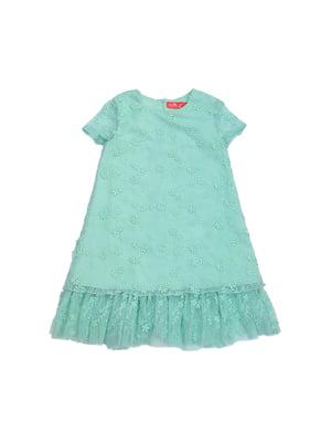 Сукня ментолового кольору | 4891370
