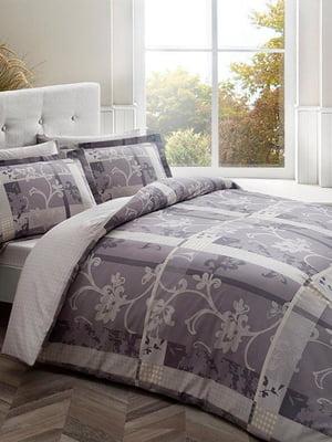 Комплект постільної білизни двоспальний (євро) | 4891306
